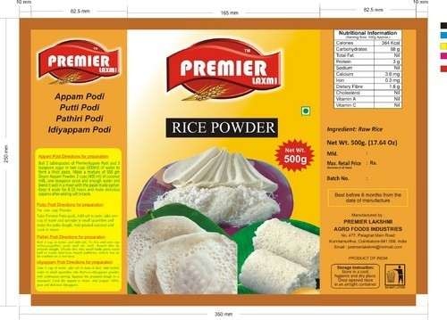 Pathiri Rice Powder