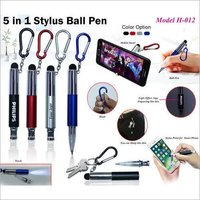 promotional 5 in 1 Stylus pen H-012