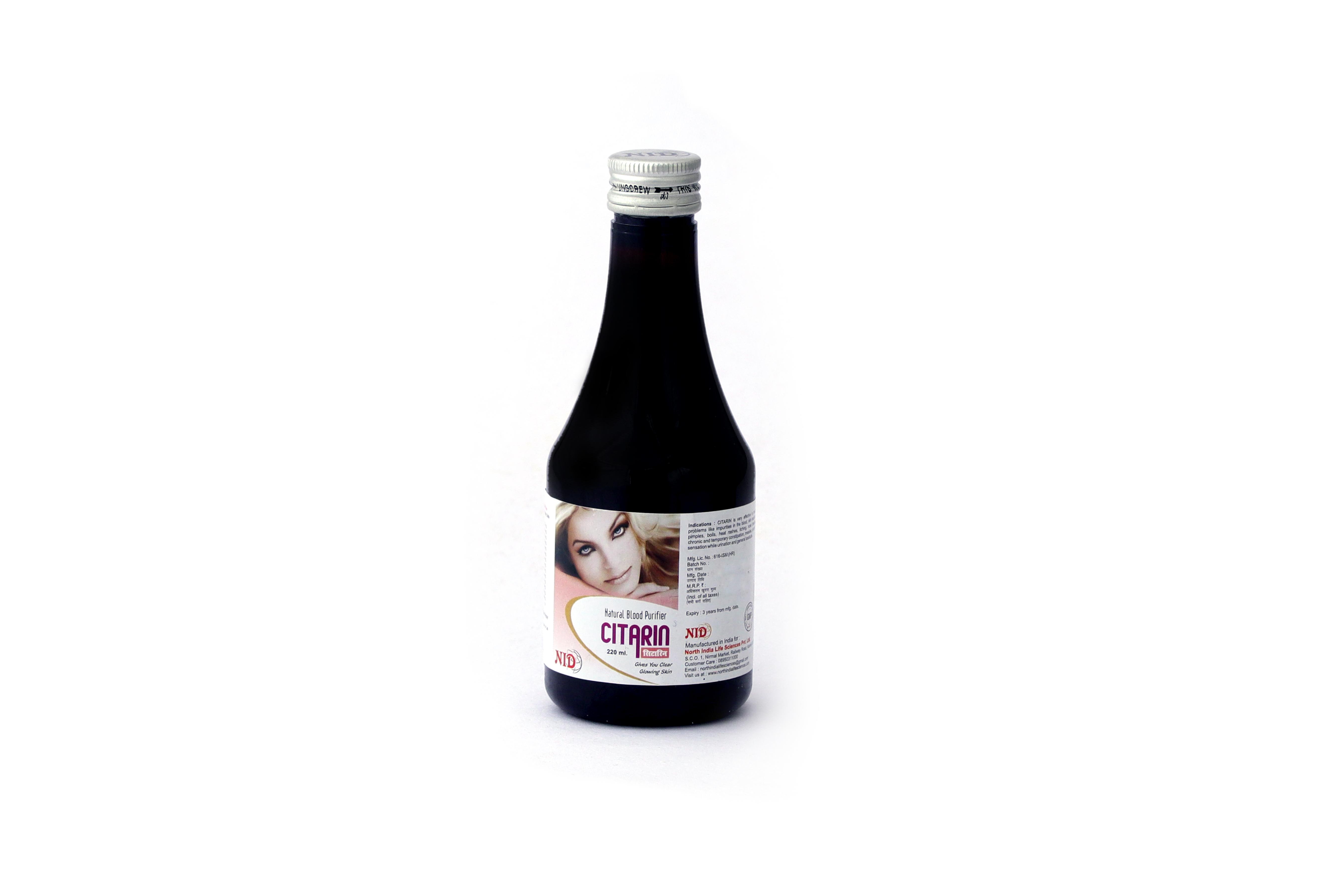 Ayurvedic Blood Purifier Capsules