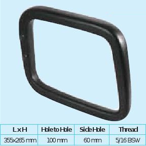 PU Chair Handle