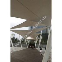 Walkways Tensile Structure