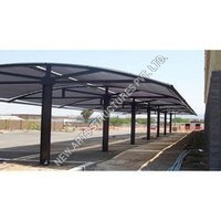 Outdoor Tensile Membrane Structure