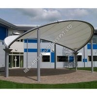 Outdoor PVC Tensile Membrane Structure