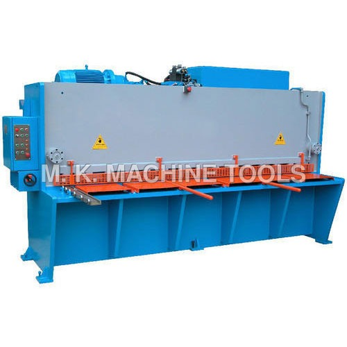 Hydraulic Plate Shearing Machine