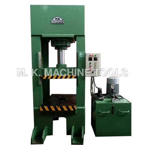 Deep Draw Press Hydraulic Machine