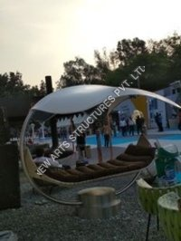 Swimming Pool Tensile Structure Shade