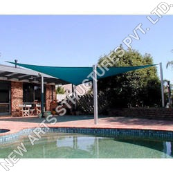 PVC Swimming Pool Shed