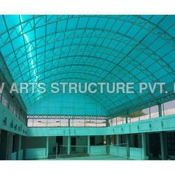 Office Awning Structure