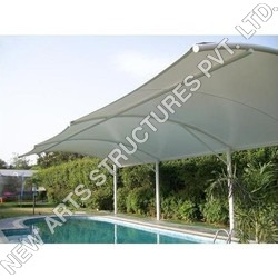 Tensile Swimming Pool Shed