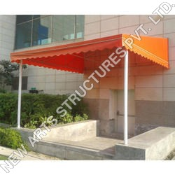 Fixed Awning Structure