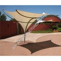 Outdoor Tensile Shed