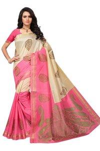 Bhagalpuri Silk Fancy Sarees