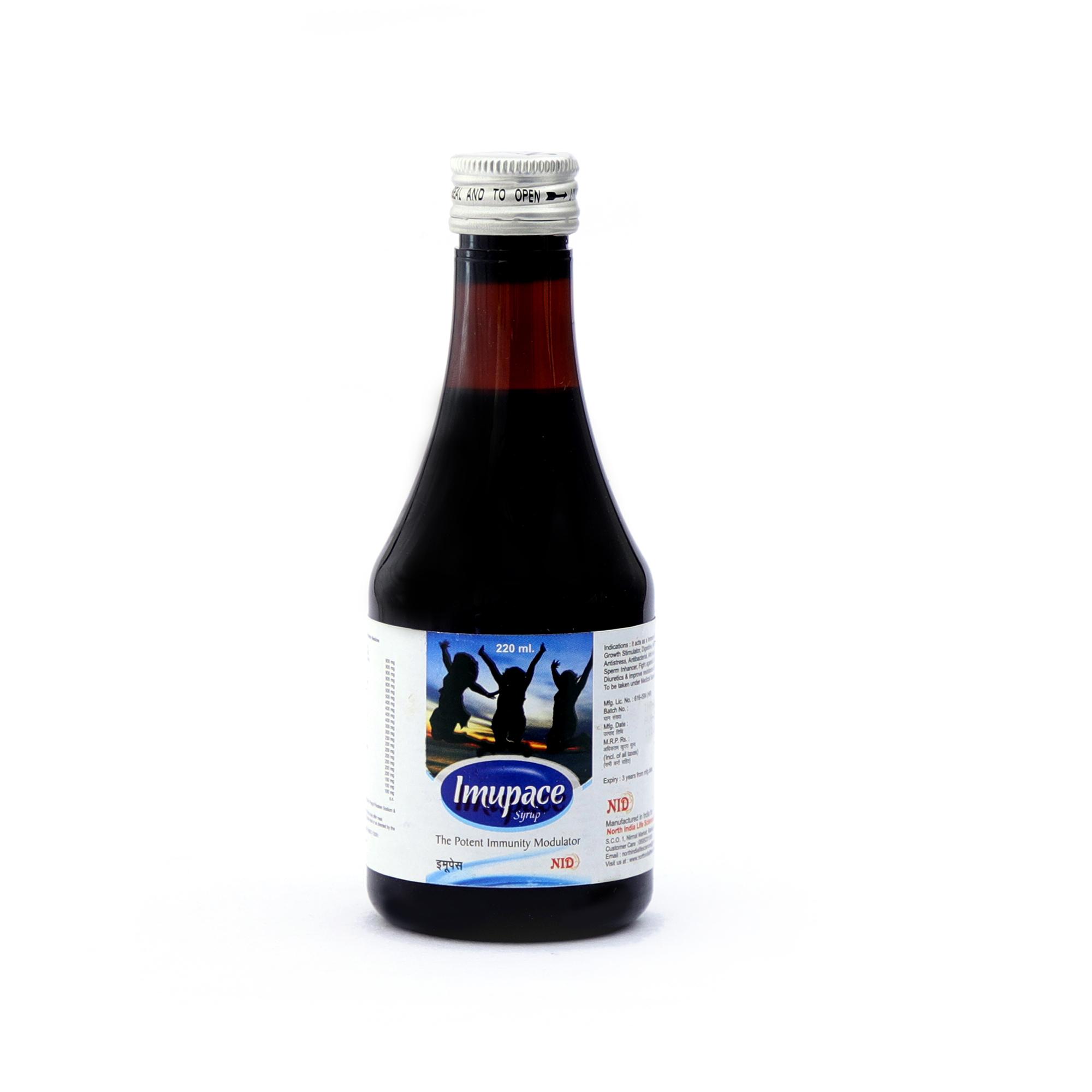 Ayurvedic Immunity Enhancer Syrup