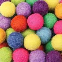 Craft Felt Balls
