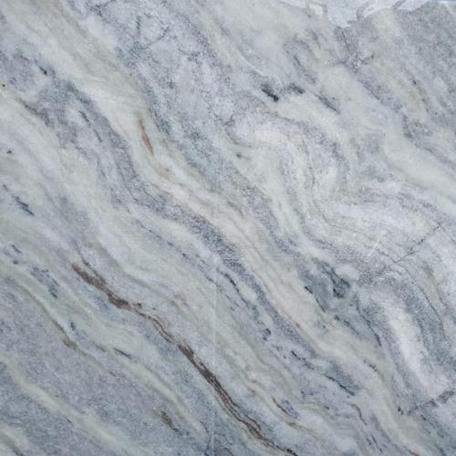 Grey Vein White Marble