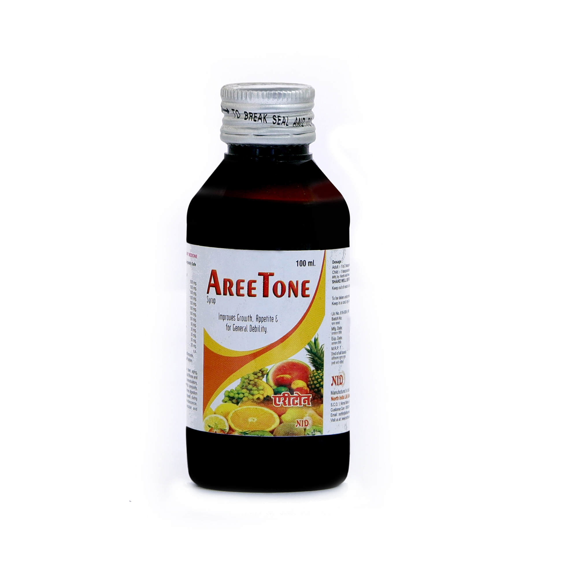 Areetone Family Tonic