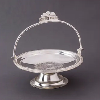 Silver Plated Fruit Basket