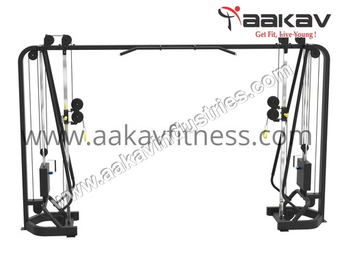 Cable Crossover X1 Aakav Fitness