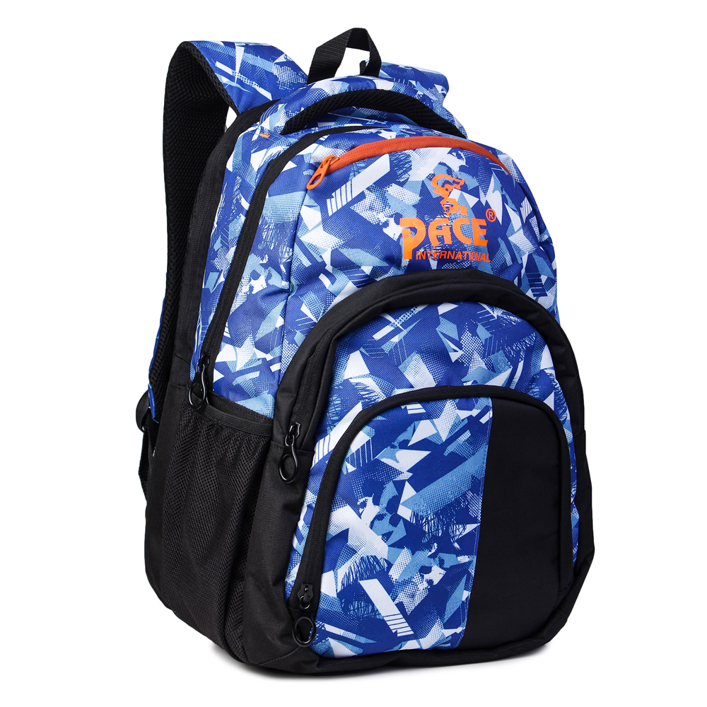 Mens Blue Sports Bag