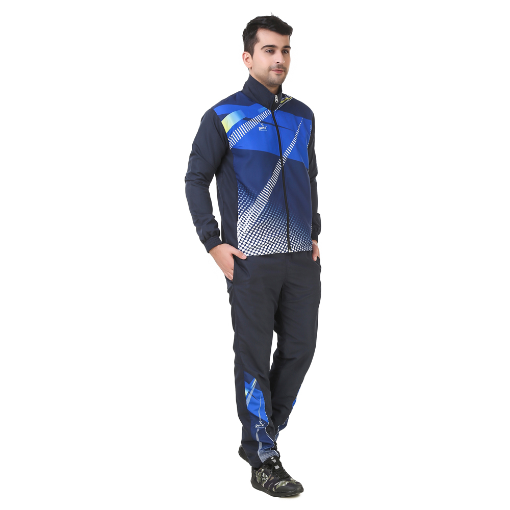 Men's Printed Track Suit