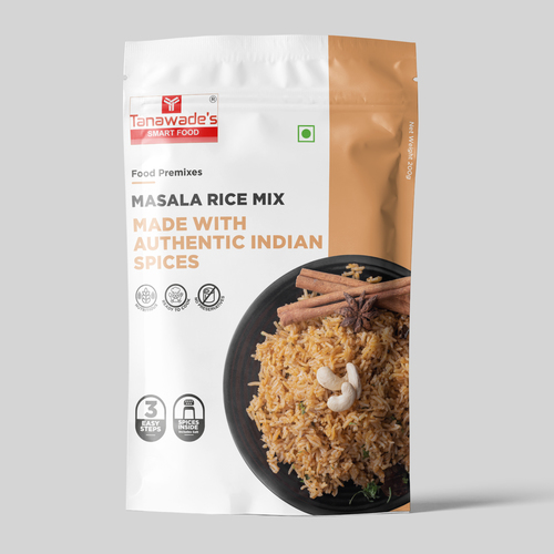 Instant Masala Rice Mix