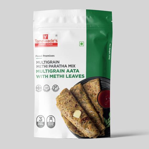 Multigrain Methi Paratha Mix