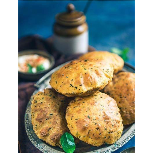 Instant Methi Puri Mix