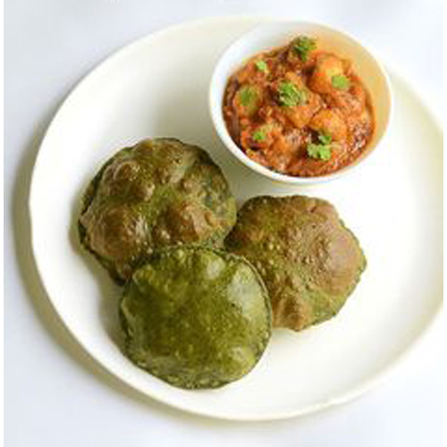 Instant Palak Puri Mix