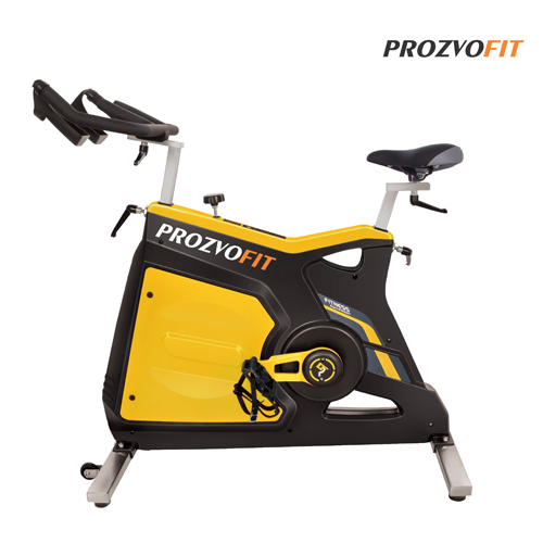 Yellow and Black Gym Equipment