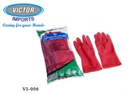 Rubber Coated Glove