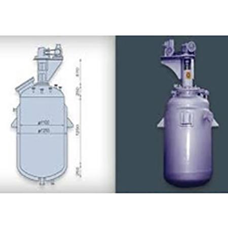 Resin Plant Reactor