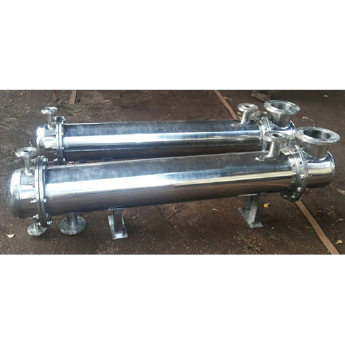 Stainless Steel Industrial Tubular Heat Exchanger