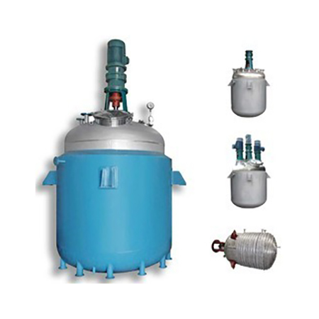 Pressure Reaction Vessel