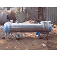 SS Condenser Heat Exchanger