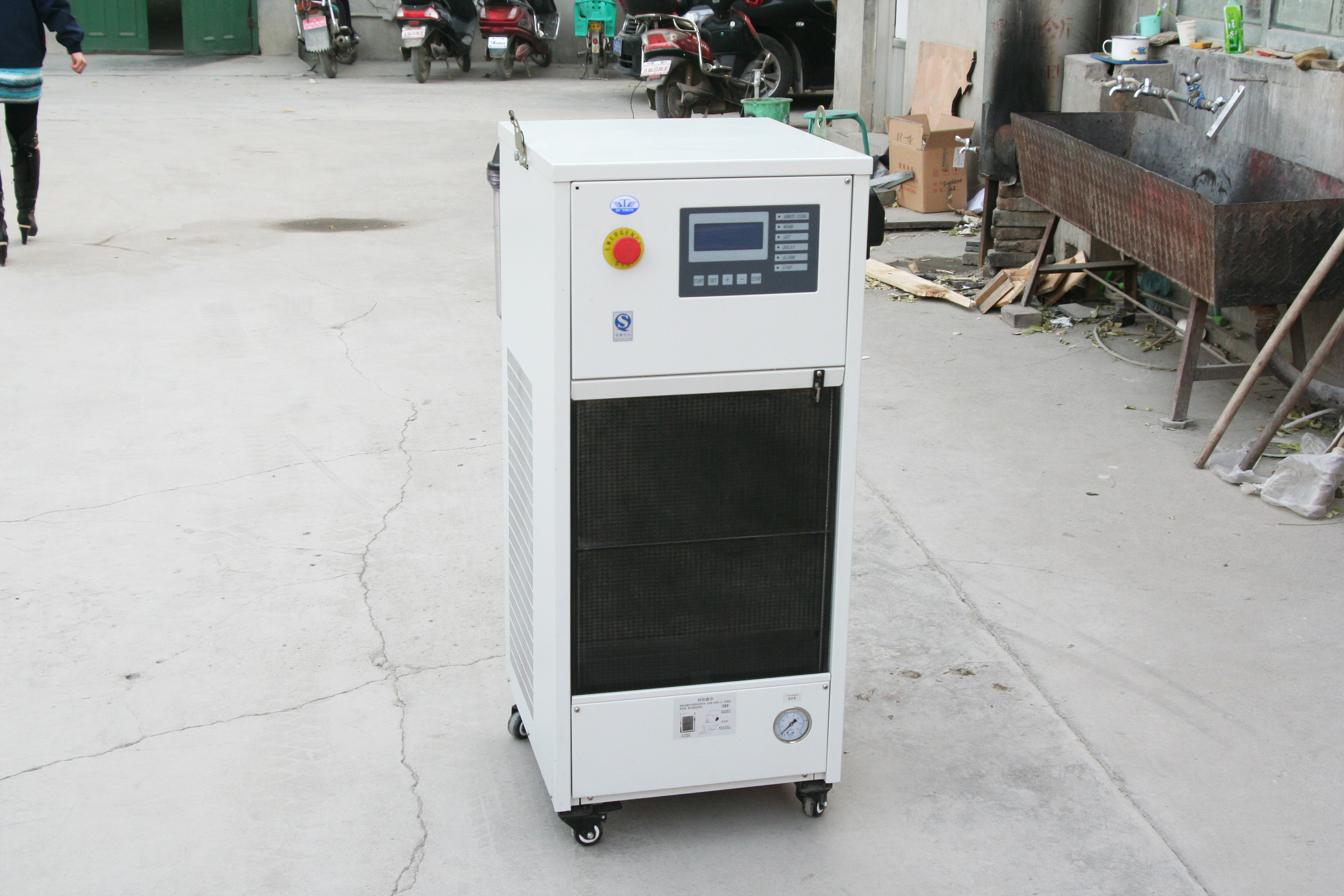 1325 Flat Bed CO2 Laser Cutting Machine