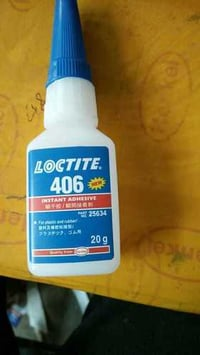 Loctite 406 Instant Adhesive - Surface Insensitive