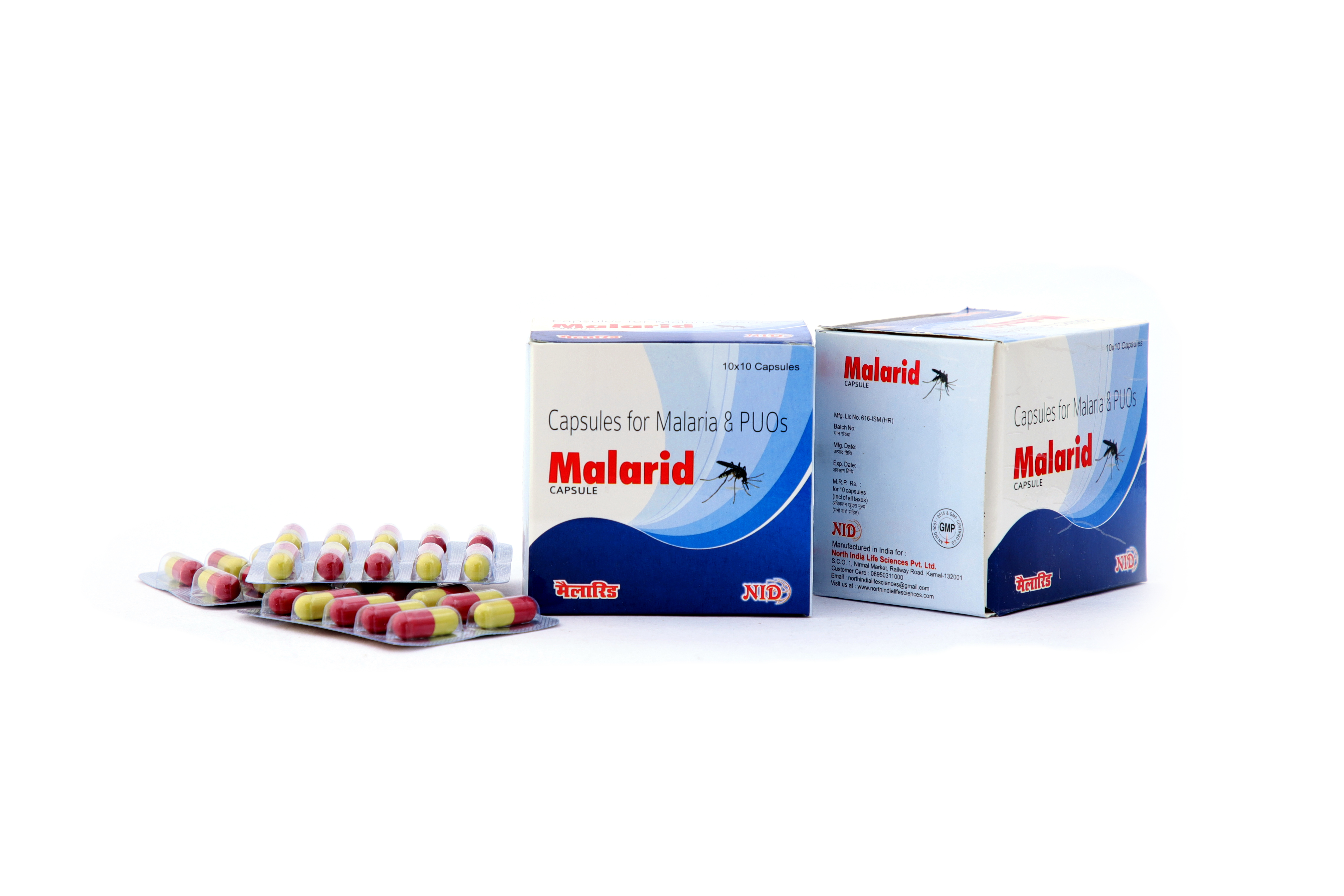 Ayurvedic Malaria  Capsule