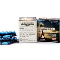 Ayurvedic Promote VItality & Strength Capsules