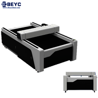 Black and White Co2 Laser Machine