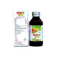 Ayurvedic Sugar Free Cough Syrup