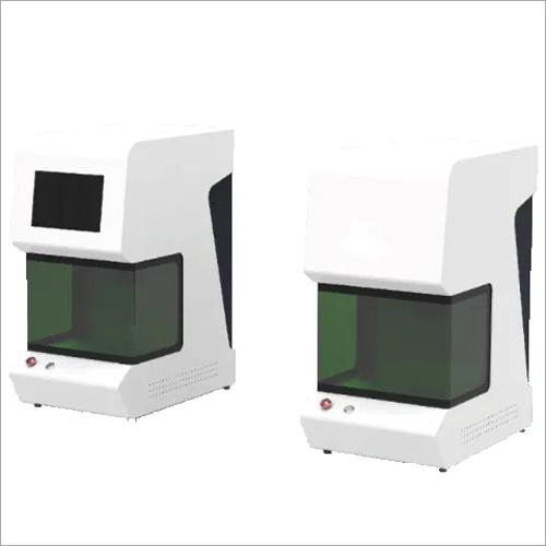 Full Enclosed Fiber Laser Marking Machine