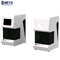 Full Enclosed Fiber Laser Marking Machine