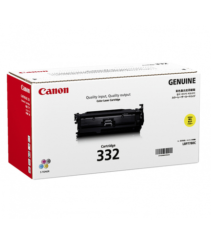 canon black toner cartridge (322)