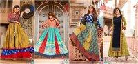 Diwali Special Heavy Designer Long Kurtis