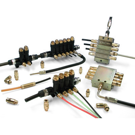 Automotive Lubricating Equipment
