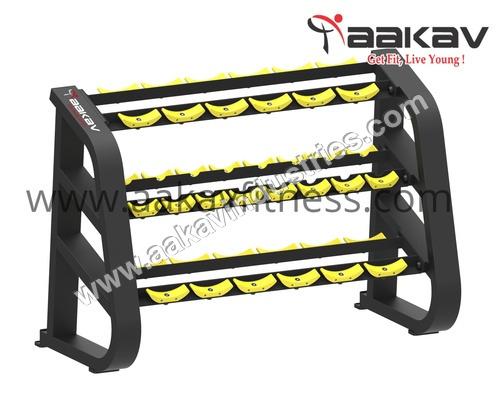 Dumbbell Rack X1 Aakav Fitness