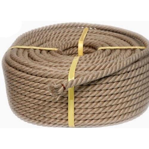 Pure Jute Rope Rope Width: 6-12 Millimeter (Mm)