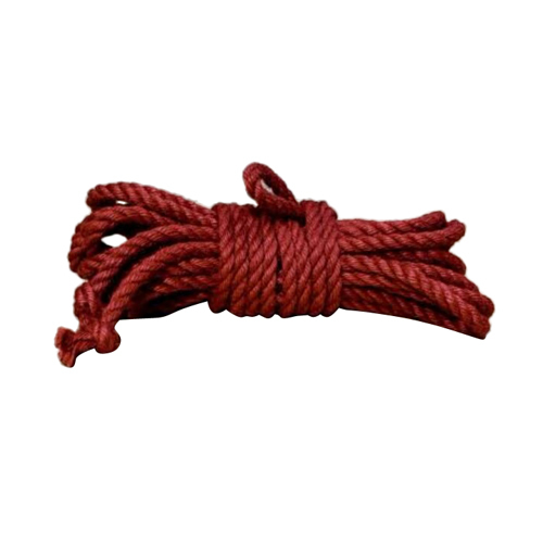 Jute Twisted Plastic Rope