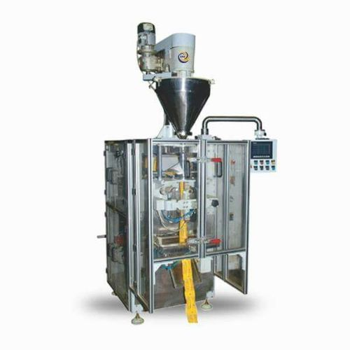Collar Type Auger Filler servo based Machine