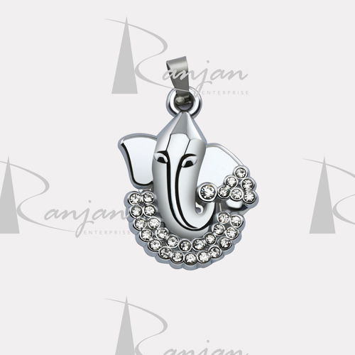 Silver Plated Pendant